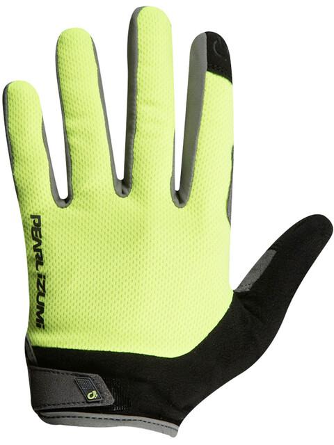 PEARL iZUMi Attack fietshandschoenen geel/grijs